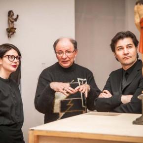 Днепропетровский художественный музей посетил Министр культуры Украины Евгений Нищук
