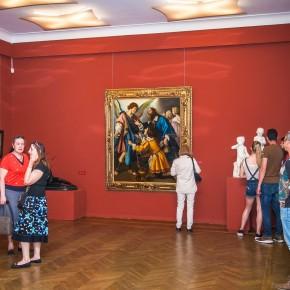 Ніч музеїв 2019 на фотографіях